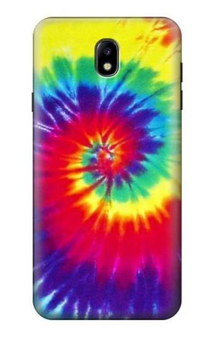 S2884 Tie Dye Swirl Color Case For Samsung Galaxy J7 (2018), J7 Aero, J7 Top, J7 Aura, J7 Crown, J7 Refine, J7 Eon, J7 V 2nd Gen, J7 Star