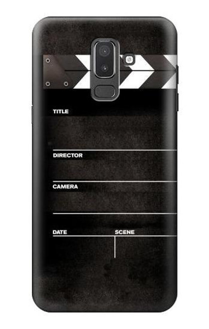 S2479 Director Clapboard Case For Samsung Galaxy J8 (2018)