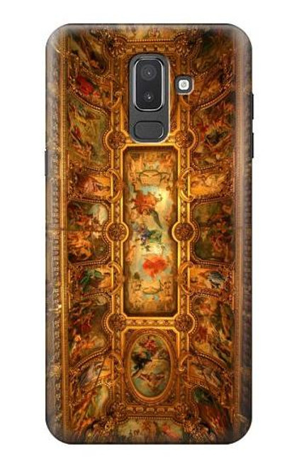 S3217 Sistine Chapel Vatican Case For Samsung Galaxy J8 (2018)