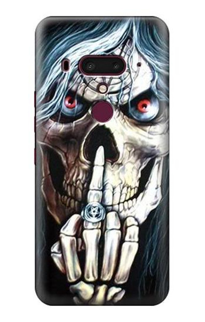 S0222 Skull Pentagram Case For HTC U12+, HTC U12 Plus