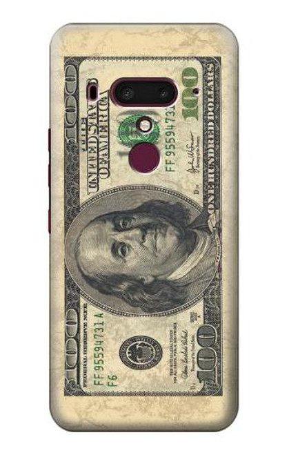 S0702 Money Dollars Case For HTC U12+, HTC U12 Plus