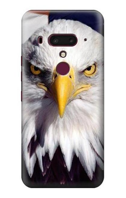 S0854 Eagle American Case For HTC U12+, HTC U12 Plus