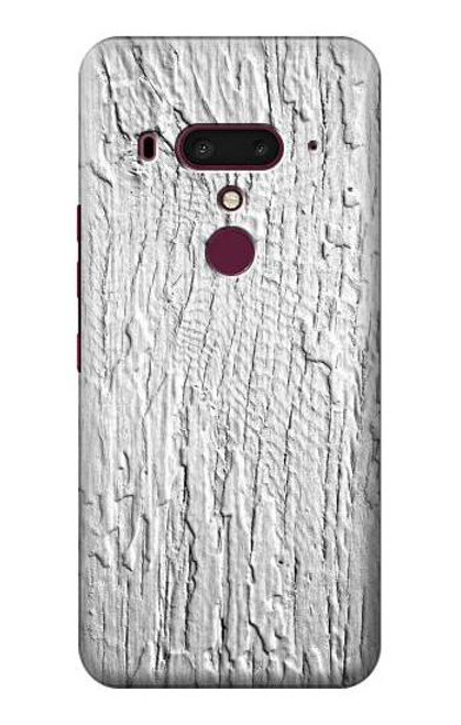 S1142 Wood Skin Graphic Case For HTC U12+, HTC U12 Plus