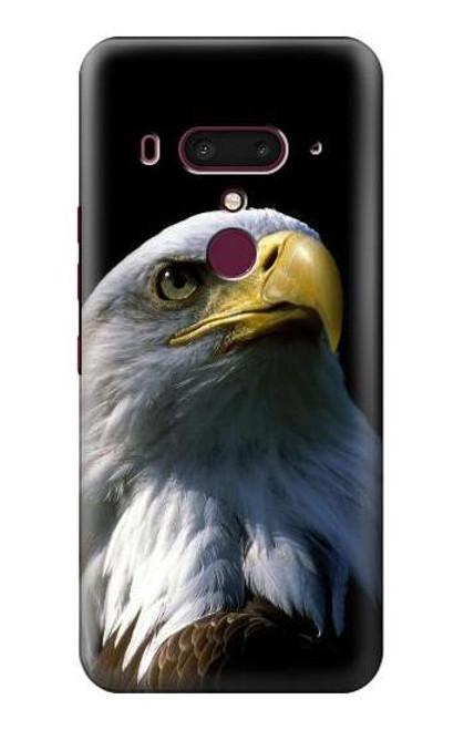 S2046 Bald Eagle Case For HTC U12+, HTC U12 Plus
