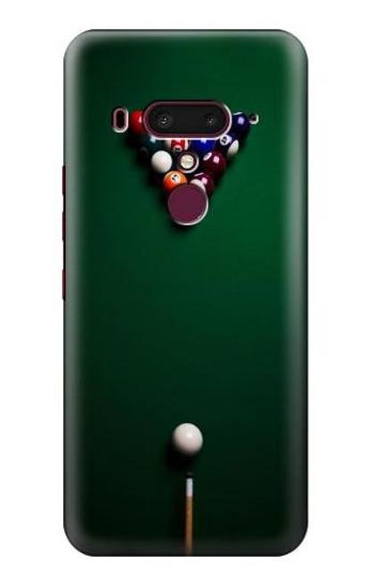 S2239 Billiard Pool Case For HTC U12+, HTC U12 Plus
