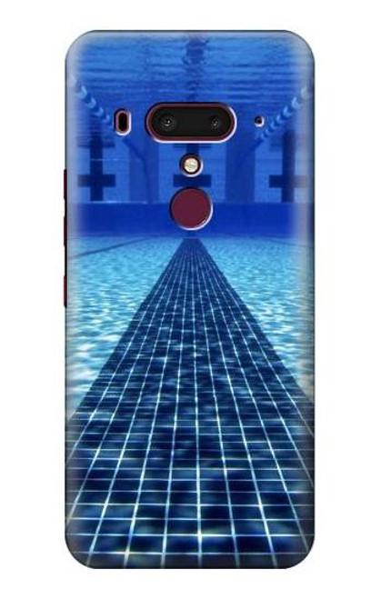 S2429 Swimming Pool Case For HTC U12+, HTC U12 Plus