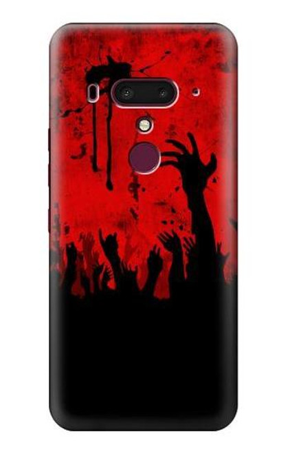 S2458 Zombie Hands Case For HTC U12+, HTC U12 Plus