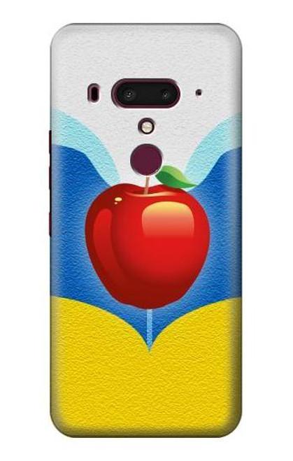 S2687 Snow White Poisoned Apple Case For HTC U12+, HTC U12 Plus