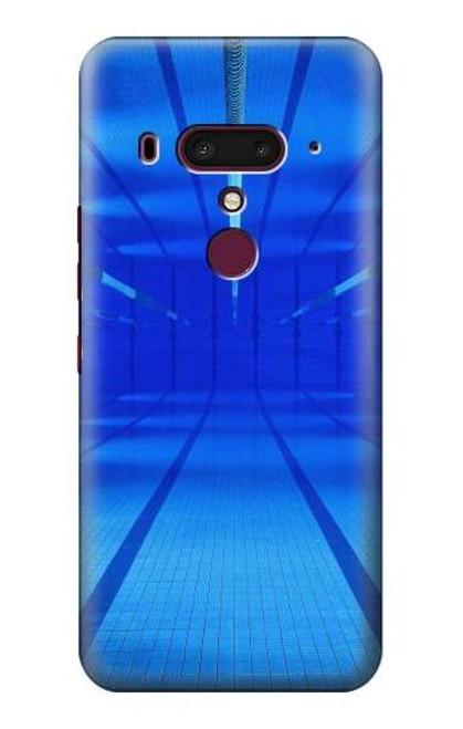 S2787 Swimming Pool Under Water Case For HTC U12+, HTC U12 Plus