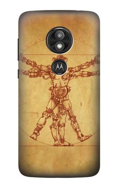 S1682 Steampunk Frankenstein Case For Motorola Moto E Play (5th Gen.), Moto E5 Play, Moto E5 Cruise (E5 Play US Version)
