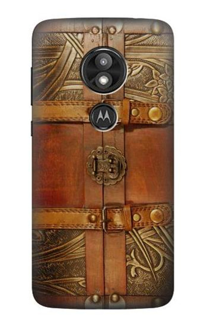 S3012 Treasure Chest Case For Motorola Moto E Play (5th Gen.), Moto E5 Play, Moto E5 Cruise (E5 Play US Version)