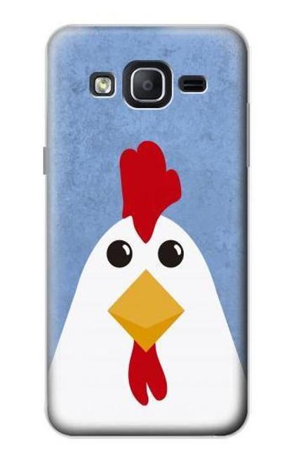 S3254 Chicken Cartoon Case For Samsung Galaxy On5