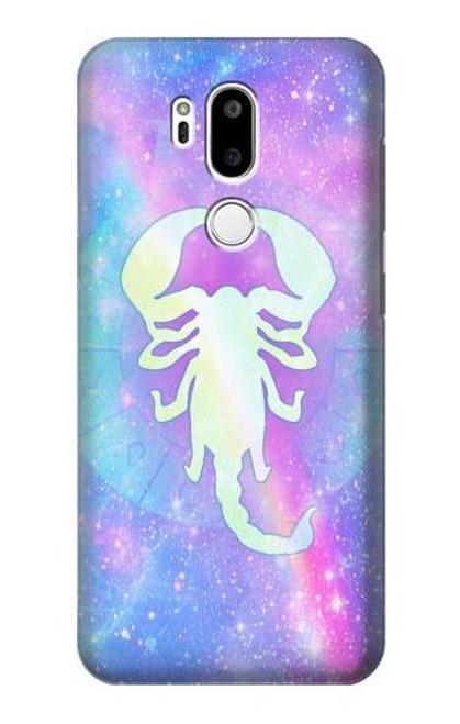 S3267 Zodiac Scorpio Case For LG G7 ThinQ