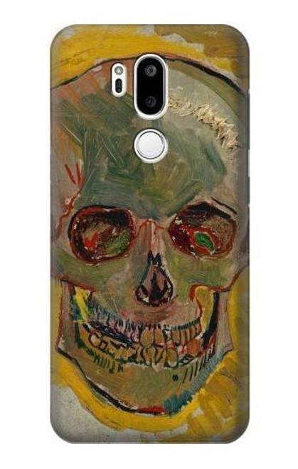 S3359 Vincent Van Gogh Skull Case For LG G7 ThinQ