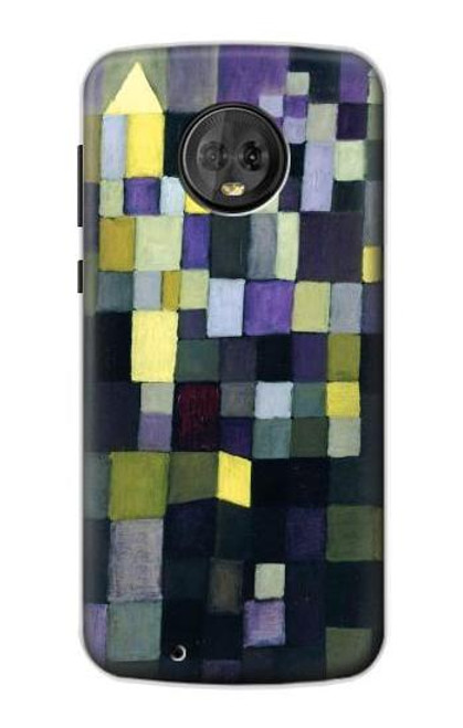 S3340 Paul Klee Architecture Case For Motorola Moto G6