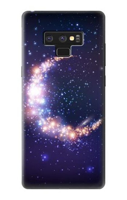 S3324 Crescent Moon Galaxy Case For Note 9 Samsung Galaxy Note9