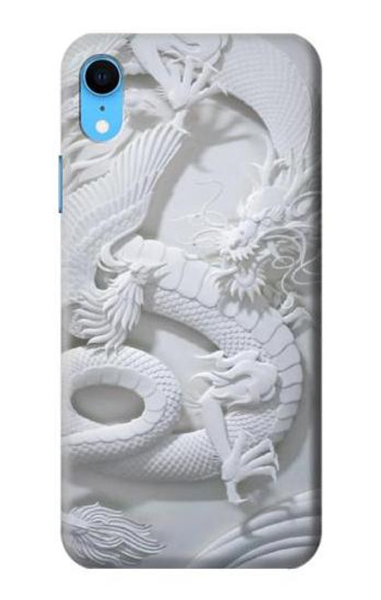 S0386 Dragon Carving Case For iPhone XR