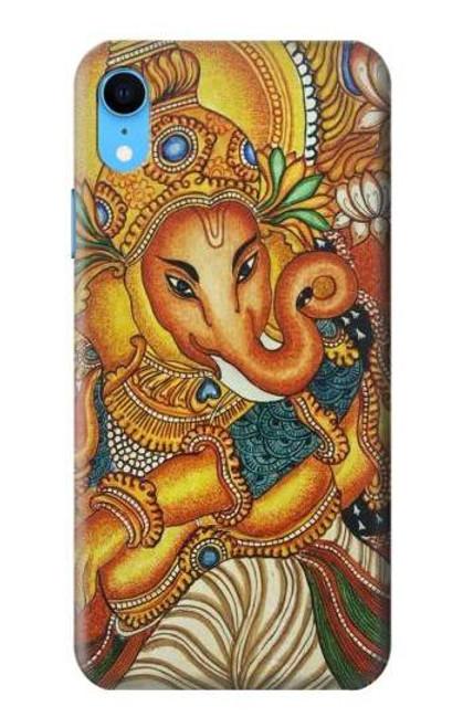 S0440 Hindu God Ganesha Case For iPhone XR