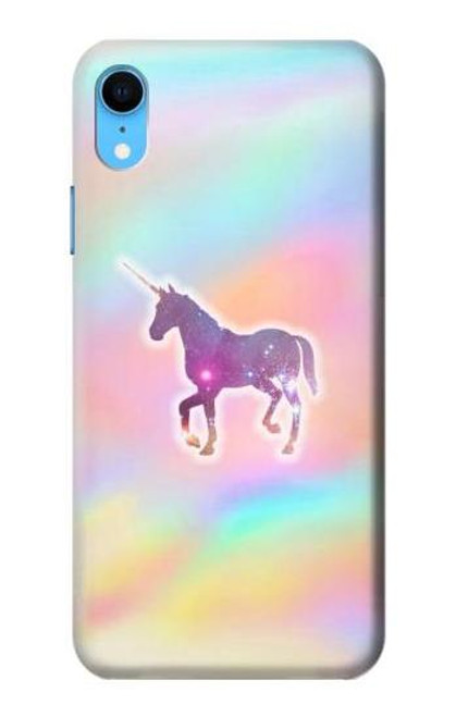 S3203 Rainbow Unicorn Case For iPhone XR
