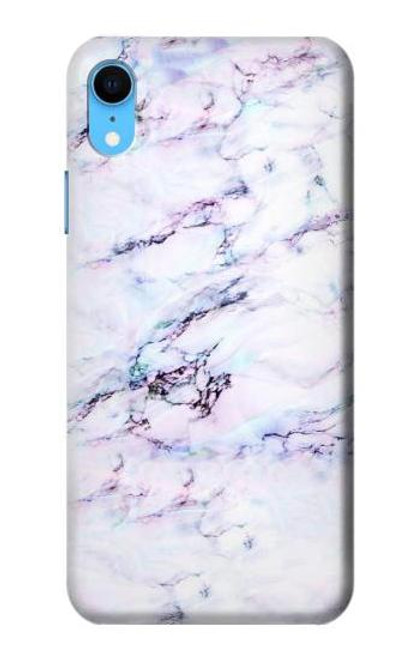 S3215 Seamless Pink Marble Case For iPhone XR