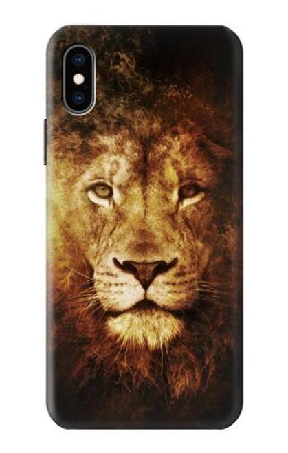 S3182 Lion Case For iPhone X, iPhone XS