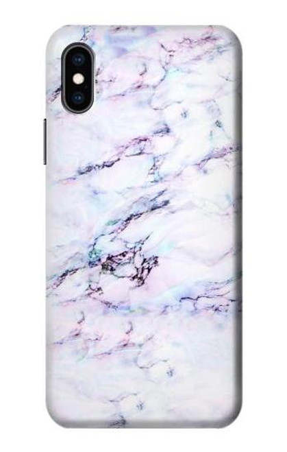 S3215 Seamless Pink Marble Case For iPhone X, iPhone XS