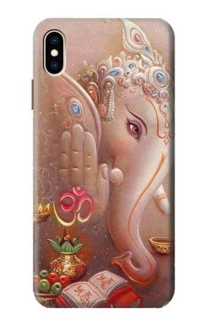 S2678 Hindu God Ganesha Lord of Success Case For iPhone XS Max