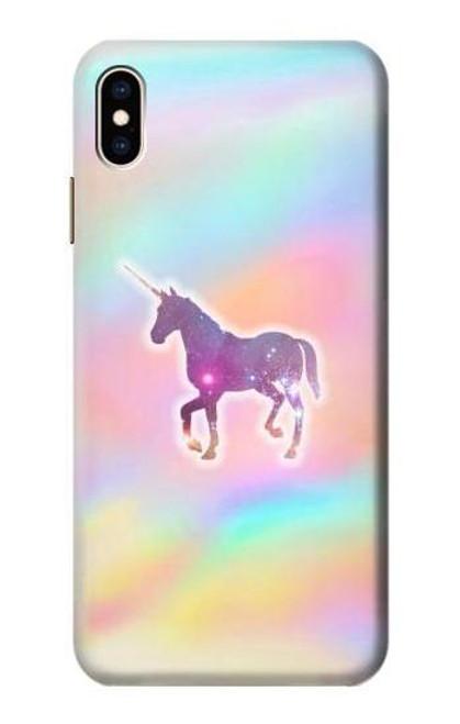 S3203 Rainbow Unicorn Case For iPhone XS Max