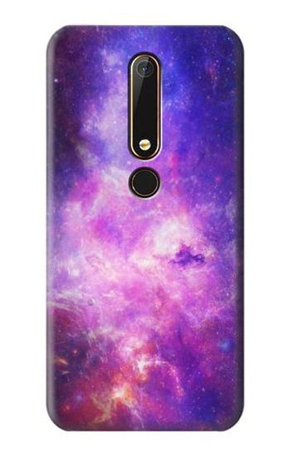 S2207 Milky Way Galaxy Case For Nokia 6.1, Nokia 6 2018