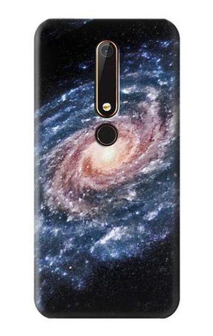 S3192 Milky Way Galaxy Case For Nokia 6.1, Nokia 6 2018