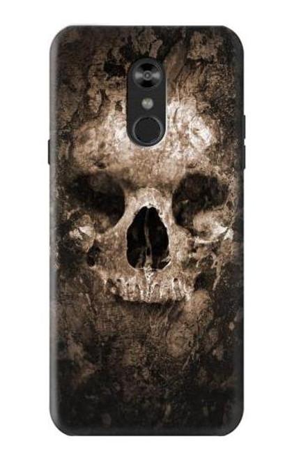 S0552 Skull Case For LG Q Stylo 4, LG Q Stylus