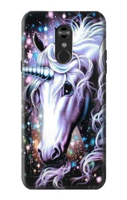 S0749 Unicorn Horse Case For LG Q Stylo 4, LG Q Stylus