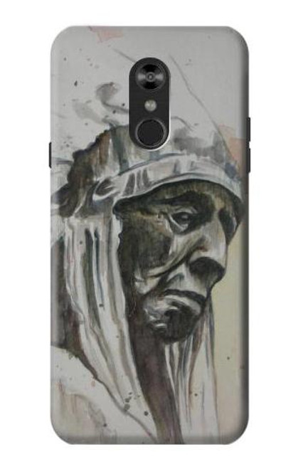 S0792 Indian Chief Case For LG Q Stylo 4, LG Q Stylus