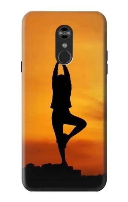 S0832 Yoga Case For LG Q Stylo 4, LG Q Stylus