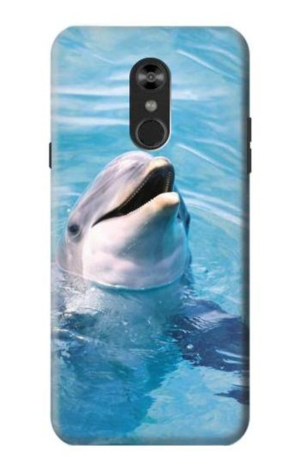 S1291 Dolphin Case For LG Q Stylo 4, LG Q Stylus
