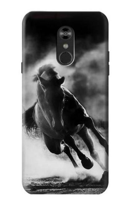 S1860 Running Horse Case For LG Q Stylo 4, LG Q Stylus