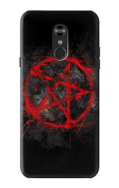 S2557 Pentagram Case For LG Q Stylo 4, LG Q Stylus