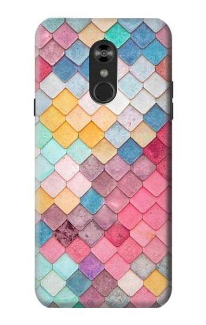 S2947 Candy Minimal Pastel Colors Case For LG Q Stylo 4, LG Q Stylus