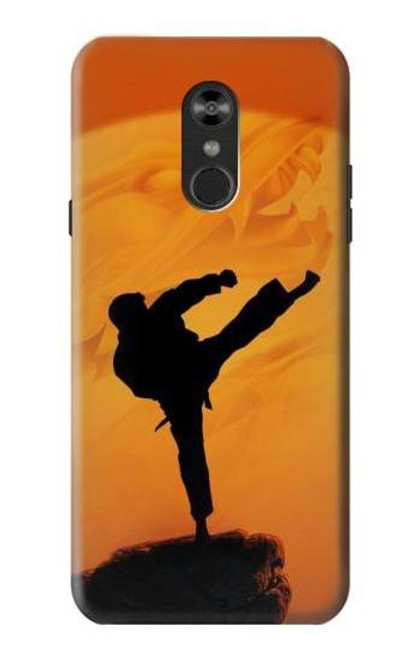 S3024 Kung Fu Karate Fighter Case For LG Q Stylo 4, LG Q Stylus
