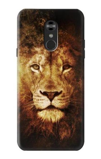 S3182 Lion Case For LG Q Stylo 4, LG Q Stylus