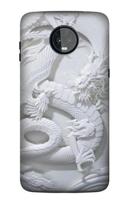 S0386 Dragon Carving Case For Motorola Moto Z3, Z3 Play