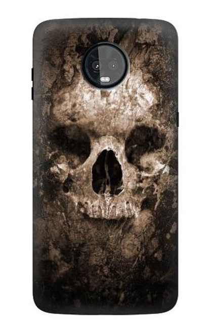 S0552 Skull Case For Motorola Moto Z3, Z3 Play
