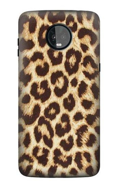 S2204 Leopard Pattern Graphic Printed Case For Motorola Moto Z3, Z3 Play