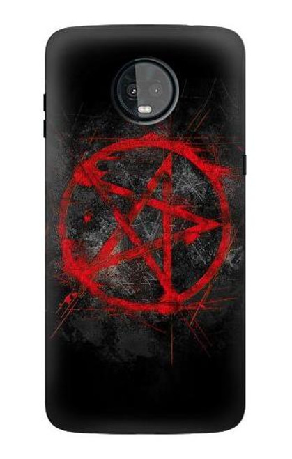 S2557 Pentagram Case For Motorola Moto Z3, Z3 Play