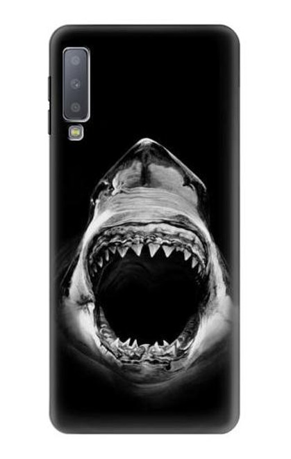 S3100 Great White Shark Case For Samsung Galaxy A7 (2018)