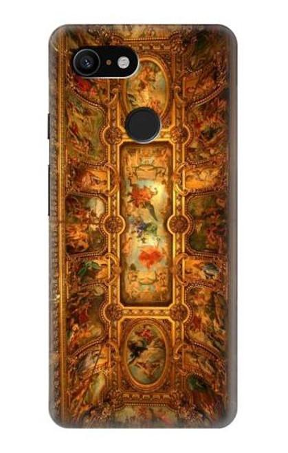 S3217 Sistine Chapel Vatican Case For Google Pixel 3