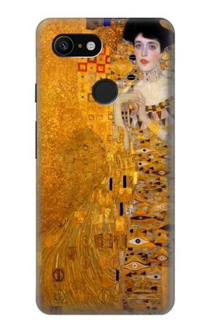 S3332 Gustav Klimt Adele Bloch Bauer Case For Google Pixel 3
