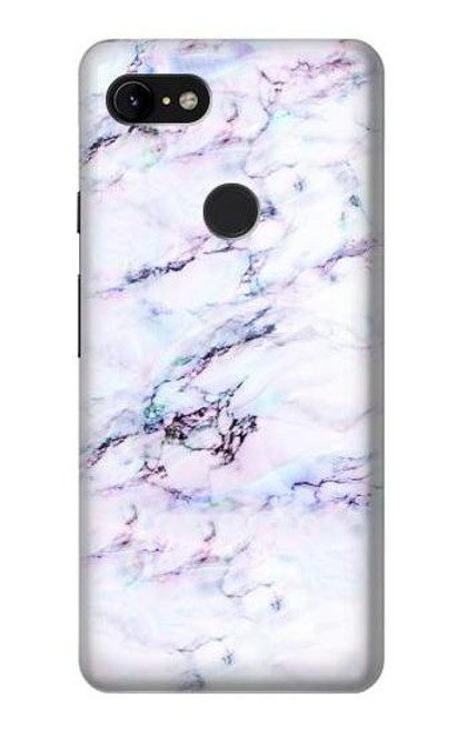 S3215 Seamless Pink Marble Case For Google Pixel 3 XL