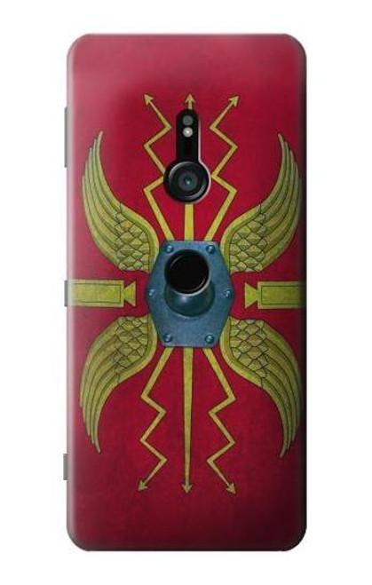 S3206 Roman Shield Scutum Case For Sony Xperia XZ3