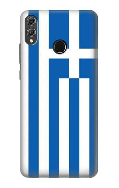 S3102 Flag of Greece Case For Huawei Honor 8X